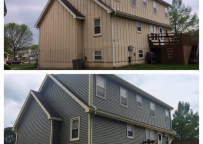kc roofing company before after